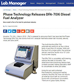 Phase Technology DFA-70Xi