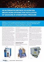 ASTM D86 alternative